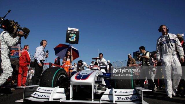 Main photo Esperanzador inicio de temporada para BMW con Montoya 4º y Pérez 8º