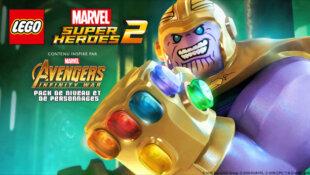 LEGO Marvel Super Heroes 2, un DLC célébrant la sortie du film !