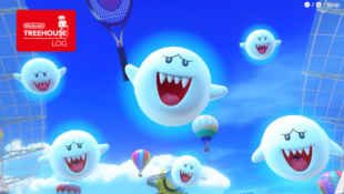 Yoshi, Boo, Toad et Harmonie dévoilés dans Mario Tennis Aces !