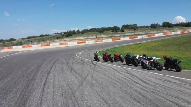 Main photo STAGE  : 2 jours au Circuit de LEDENON avec BMC-MOTO