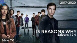13 Reasons Why, Saisons 1 à 4