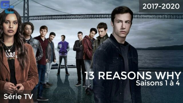 13 Reasons Why, Saisons 1 à 4