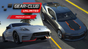 Mode multijoueur en local et 5 DLC pour Gear.Club Unlimited