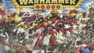 Warhammer 40.000 seconda edizione - Il lamento del veterano
