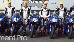 Stage sur circuit avec DeRadiguès Rider School