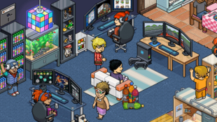 Habbo in casa
