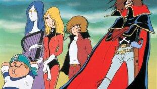 [10 bonnes raison] Space Pirate Captain Harlock (Uchuu Kaizoku Captain Harlock)