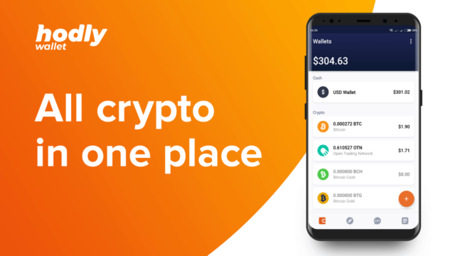 Brand New Cryptocurrency Wallet
