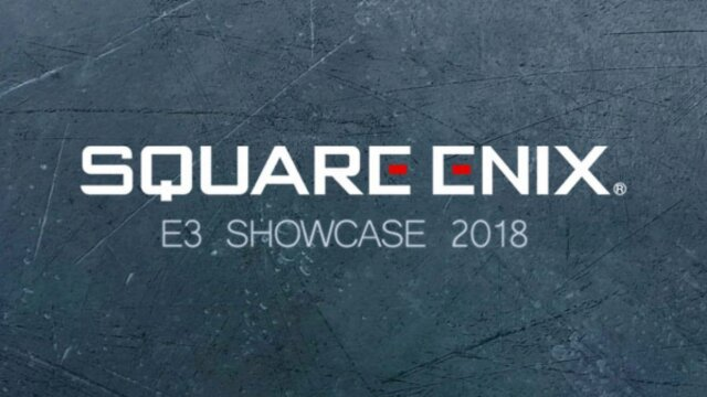 Main photo E3 2018 : Récapitulatif de la conférence Square Enix