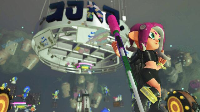 Main photo Octo Expansion de Splatoon 2 est désormais disponible !