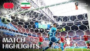 Maroc - Iran : Le résumé du Match