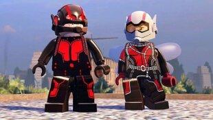 Pack aventure d'Ant-Man et la Guêpe dans LEGO Marvel Super Heroes 2