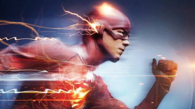 Main photo Flash, Saison 4