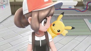 Pokémon Let's Go, Pikachu & Évoli : Pokémon exclusif à chaque version