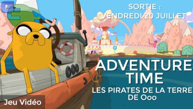 Main photo Adventure Time: Les Pirates de la Terre de Ooo