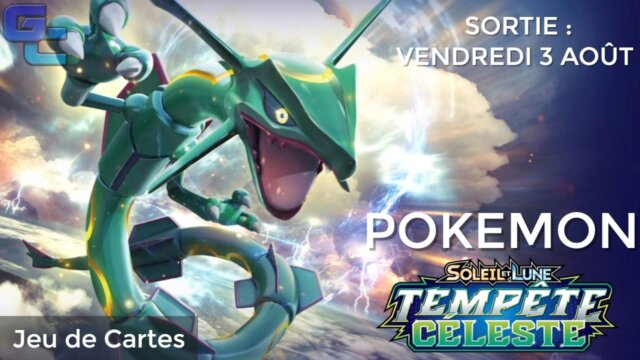 Main photo Pokémon Soleil et Lune – Tempête Céleste