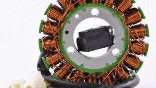 Hyosung COMET GT GTR AQUILA GV 125: Remplacement du Stator - Alternateur