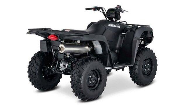 2018 Suzuki KingQuad 750 Accessories