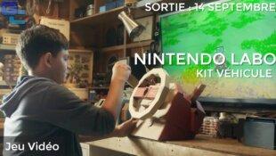 Nintendo Labo : Toy-Con 03 Kit Véhicule
