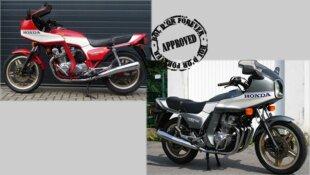 Tout sur les Honda CB900F2b Bol d'Or 1981