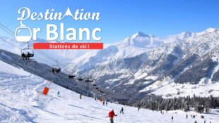 Destination Or Blanc n°1 - Grand Tourmalet - Le programme