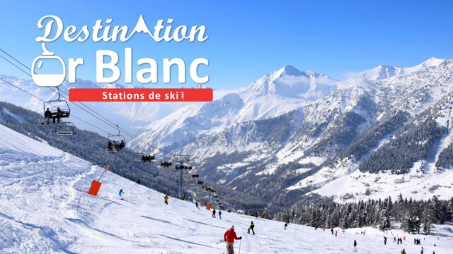 Destination Or Blanc n°1 - Grand Tourmalet - Le programme