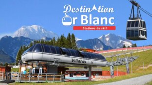 Destination Or Blanc n°2 - Paradiski - Le programme