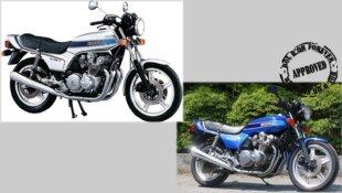 Tout sur les Honda CB750Fz 1979