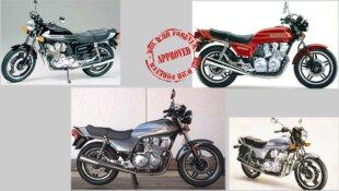 Tout sur les Honda CB750Fb 1981