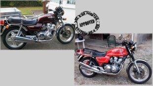 Tout sur les Honda CB750Kz 1979