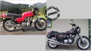 Tout sur les Honda CB750Ka 1980