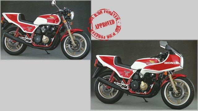 Tout sur les Honda CB1100Rb I et II 1981