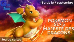 Pokémon Soleil et Lune – Majesté des Dragons