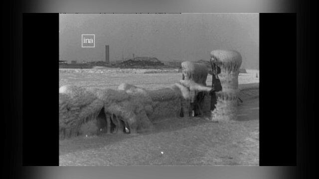 Main photo DANS LE RETRO. De 1954 à 2012, les pires vagues de froid en France