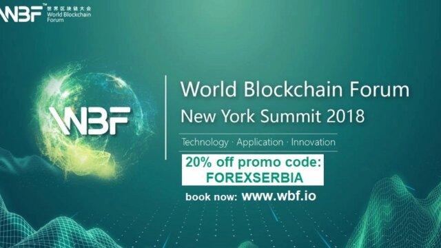 World Blockchain Forum in  New York 2018