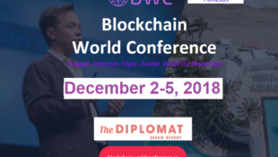 BWC Blockchain Conference Miami Beach Dec. 2-5.2018
