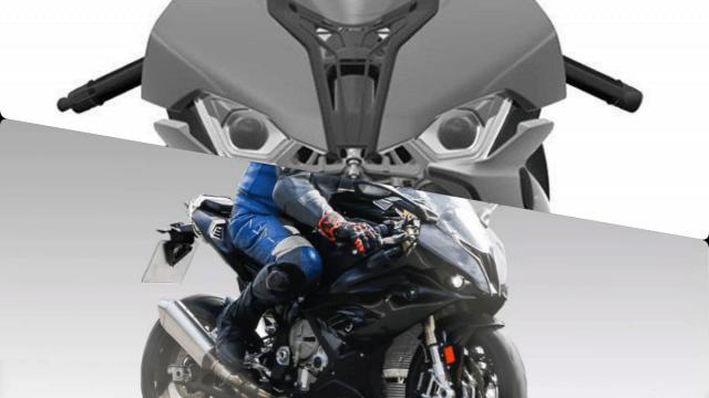 Design de la BMW S1000RR 2019
