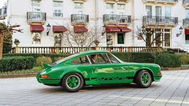 """Frank Marrenbach, passionné de Porsche: """"Le respect est un geste universel"""""""