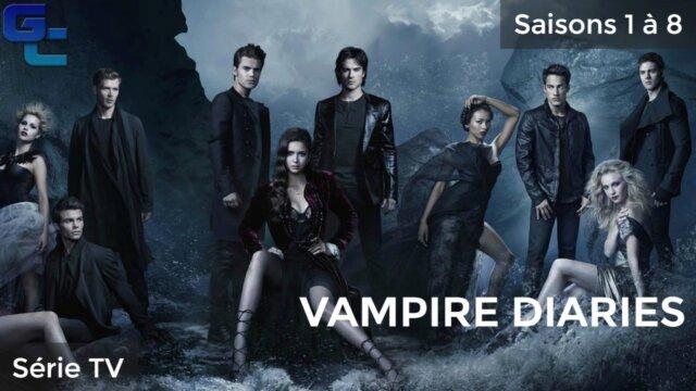 Vampire Diaries, Saisons 1 à 8