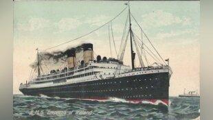 Naufrage du RMS Empress of Ireland