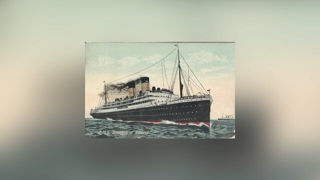 Naufrage du RMS Empress of Ireland