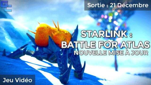 Starlink Battle for Atlas : Nouvelle mise à jour !