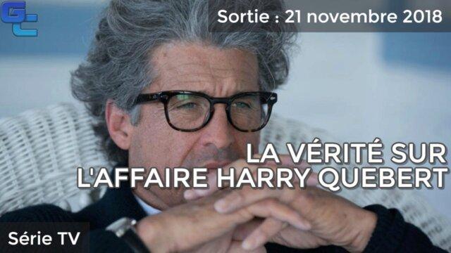 Main photo La Vérité sur l'affaire Harry Quebert, Saison 1