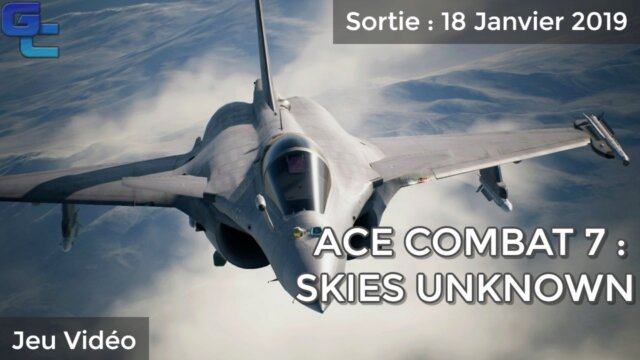 Main photo Ace Combat 7: Skies Unknown