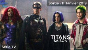 Titans, Saisons 1 & 2