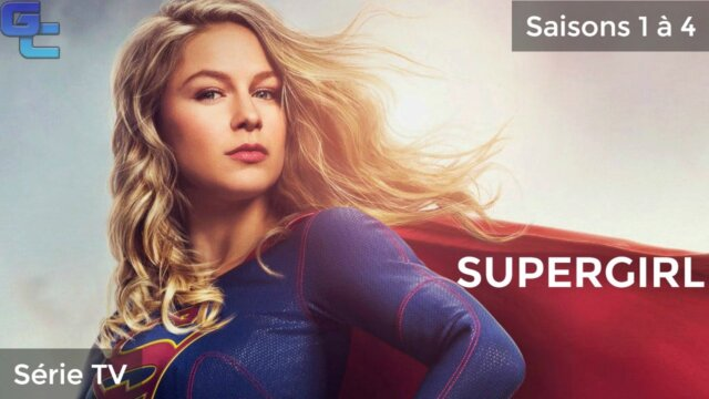 Supergirl, Saisons 1 à 4