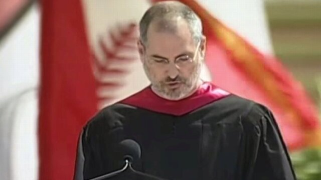Main photo Discours de Steve Jobs aux étudiants