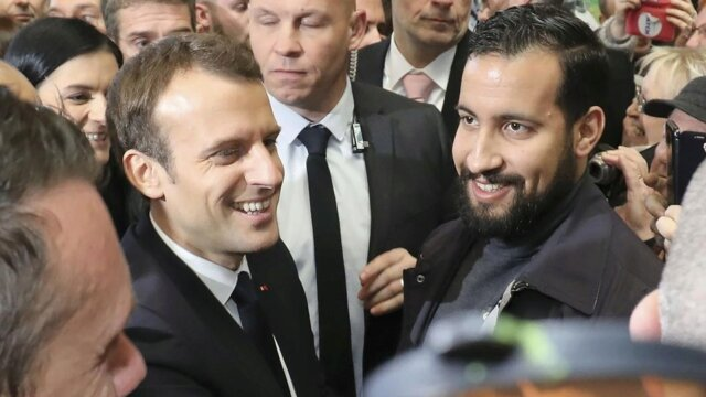 Main photo Alexandre Benalla: Une affaire d'Etat ?