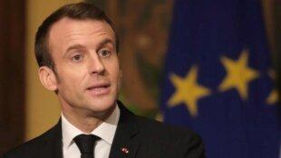 Emmanuel Macron affirme être 'gilet jaune'