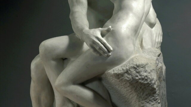 Main photo Auguste Rodin